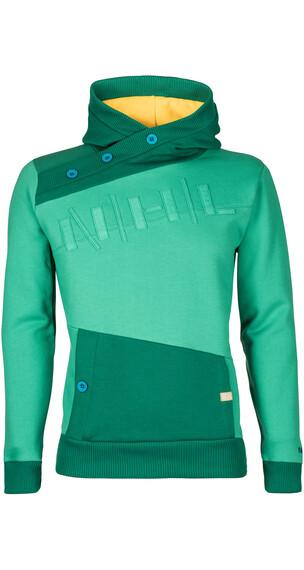 Nihil Elephunk Sweater Men Sea Green
